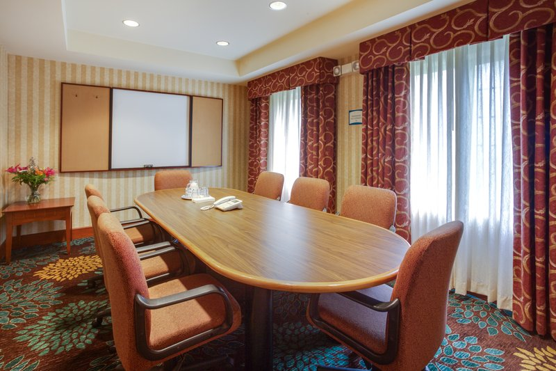 Staybridge Suites Corning-Boardroom<br/>Image from Leonardo