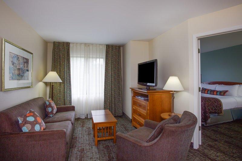 Staybridge Suites Corning-One Bedroom King Suite<br/>Image from Leonardo