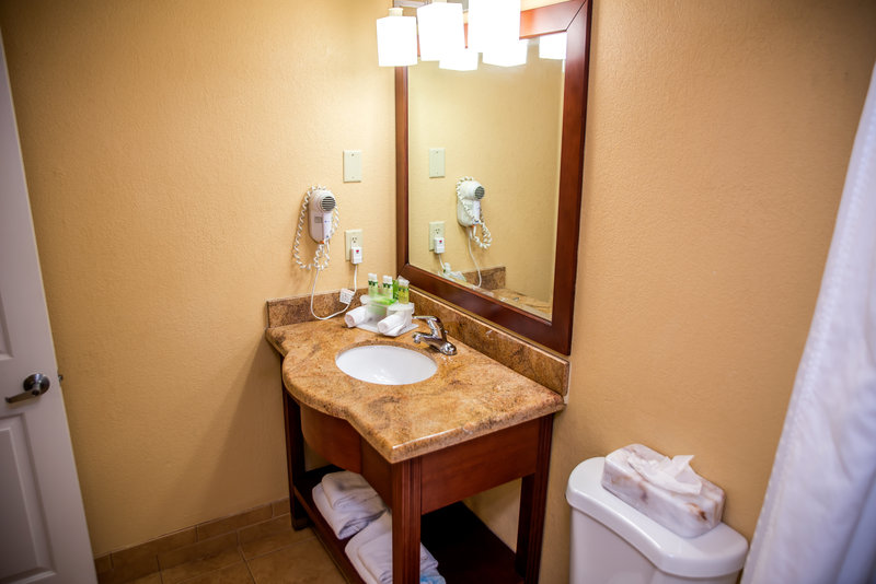 Holiday Inn Express & Suites Cocoa Beach-Guest Room<br/>Image from Leonardo