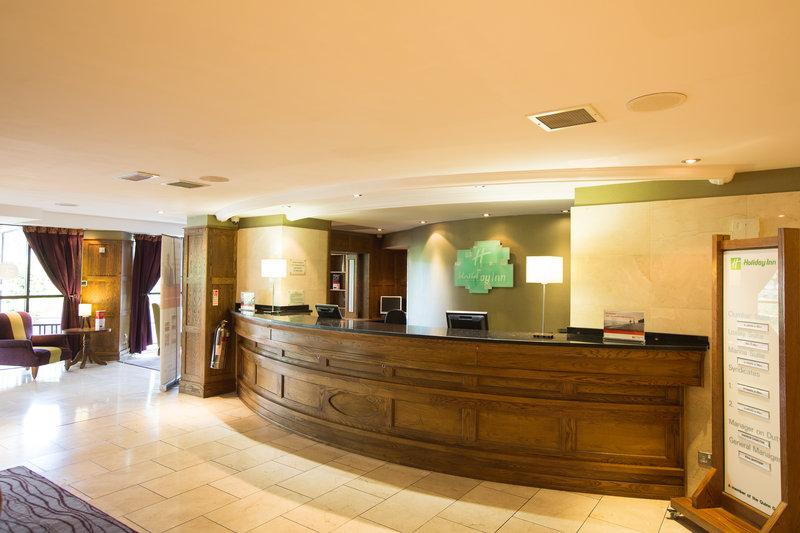 Holiday Inn Nottingham-Hotel Lobby<br/>Image from Leonardo