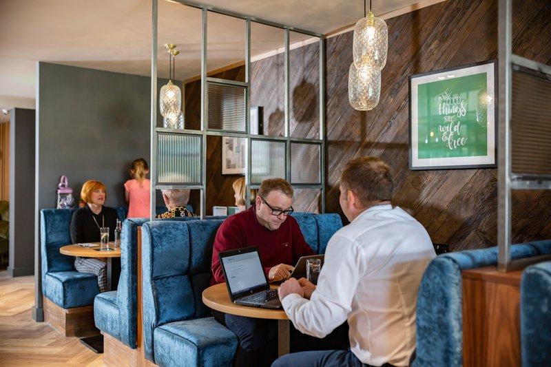 Holiday Inn Winchester-The Odyssey Restaurant, Bar and Pizzeria<br/>Image from Leonardo