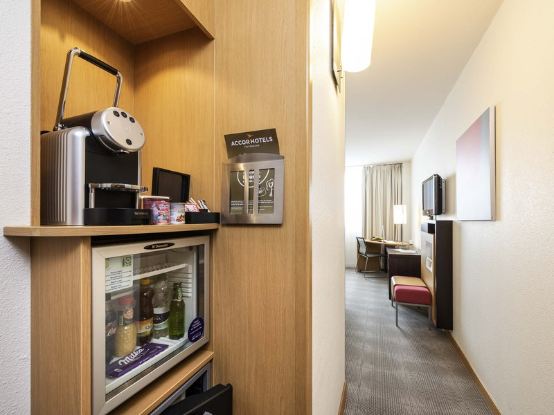 Novotel Bern Expo-Guest Room<br/>Image from Leonardo