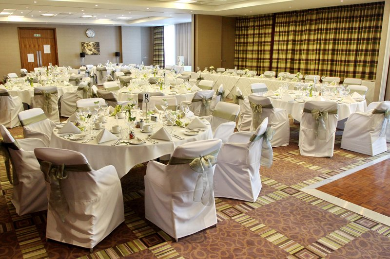 Holiday Inn Reading - M4, Jct. 10-Ballroom for 2-200 guests<br/>Image from Leonardo