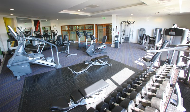 Holiday Inn Reading - M4, Jct. 10-Life Fitness Gym<br/>Image from Leonardo