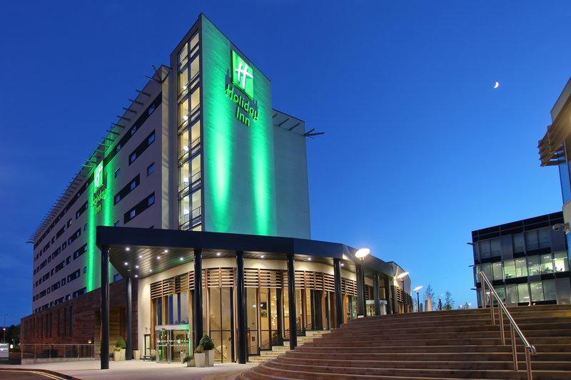 Holiday Inn Reading - M4, Jct. 10-Holiday Inn Reading M4 Jct10<br/>Image from Leonardo