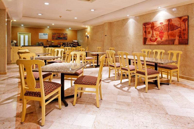 Holiday Inn Express Oaxaca-Centro Historico-Breakfast Bar<br/>Image from Leonardo