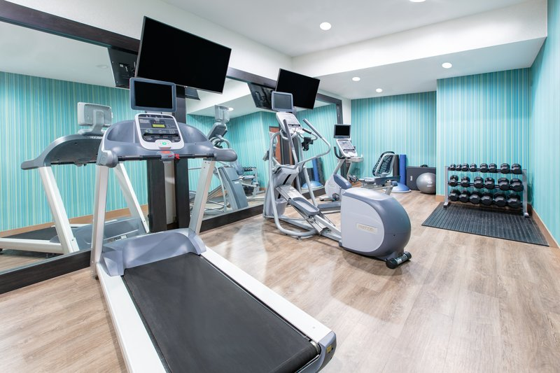 Holiday Inn Express & Suites Seaside - Convention Center-Fitness Center <br/>Image from Leonardo