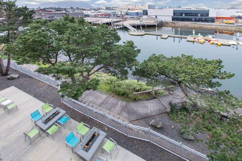 Holiday Inn Express & Suites Seaside - Convention Center-View from Room <br/>Image from Leonardo