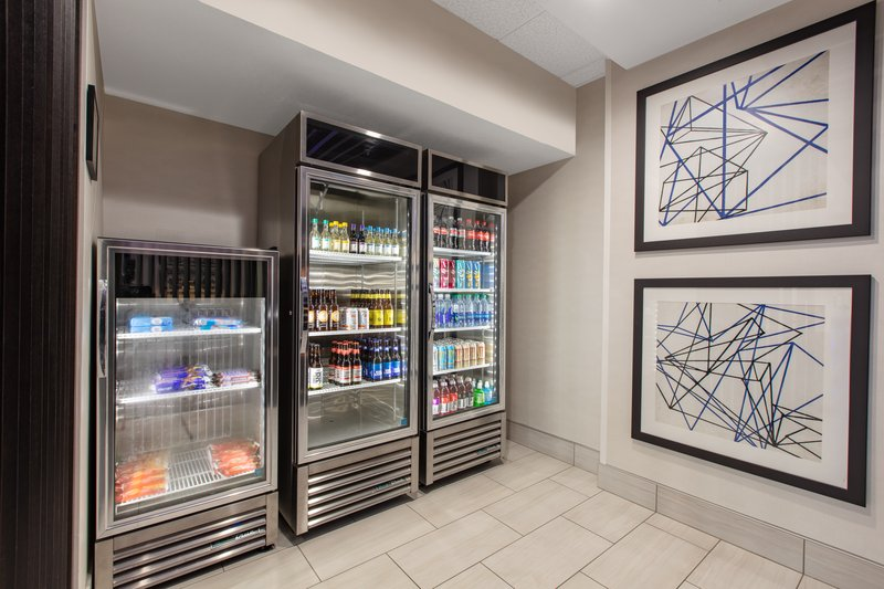 Holiday Inn Express & Suites Seaside - Convention Center-Vending <br/>Image from Leonardo