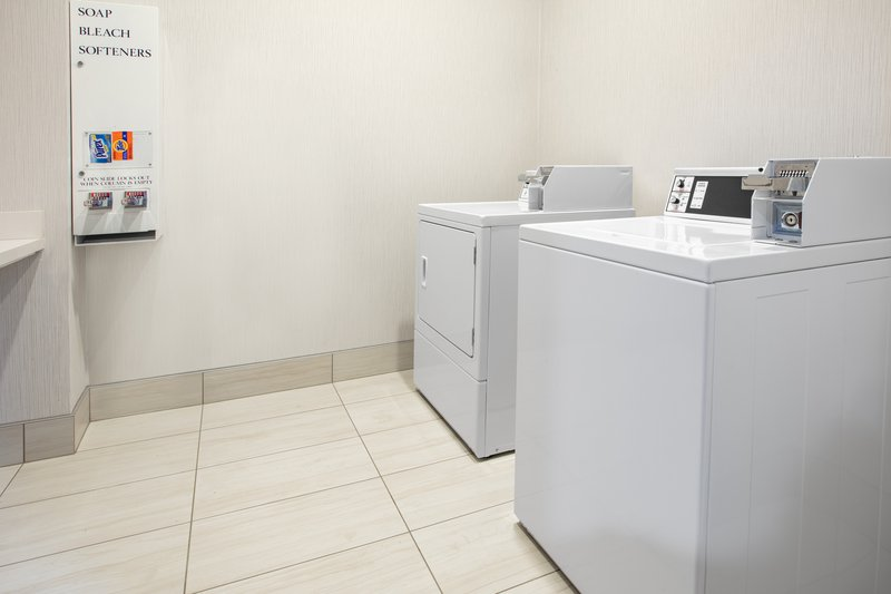 Holiday Inn Express & Suites Seaside - Convention Center-Laundry Facility <br/>Image from Leonardo