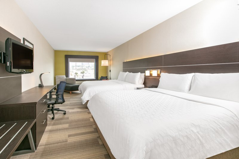Holiday Inn Express & Suites Seaside - Convention Center-2 King Beds Nonsmoking<br/>Image from Leonardo