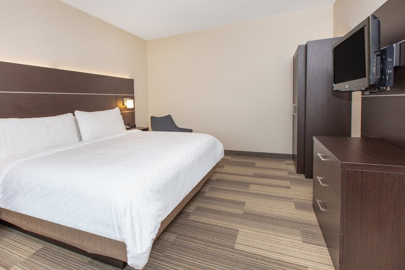 Holiday Inn Express & Suites Seaside - Convention Center-1 King Bed Air Tub Suite Nonsmoking<br/>Image from Leonardo