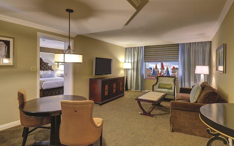 Excalibur Hotel and Casino-Resort Luxury Suite<br/>Image from Leonardo