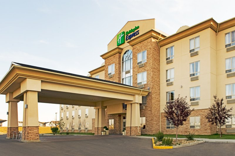 Holiday Inn Express & Suites Grande Prairie-Welcome to our North Side Hotel<br/>Image from Leonardo