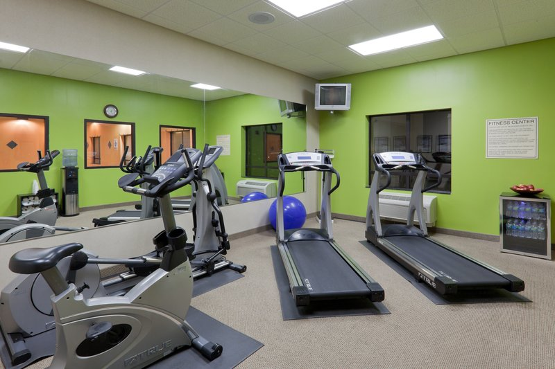 Holiday Inn Carbondale-Conference Center-Fitness Center<br/>Image from Leonardo