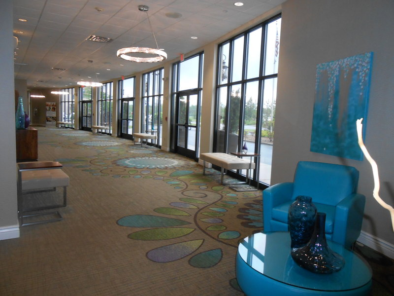Holiday Inn Carbondale-Conference Center-Pre-function Area<br/>Image from Leonardo