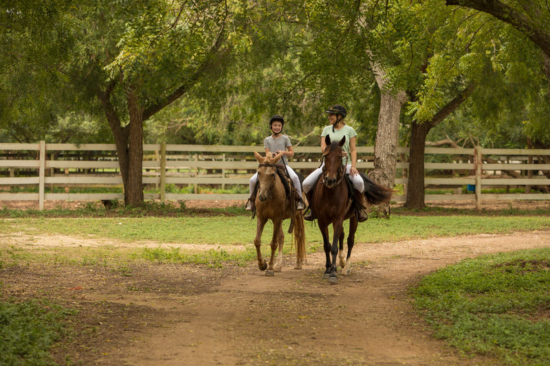 Casa De Campo - Horseback Riding <br/>Image from Leonardo
