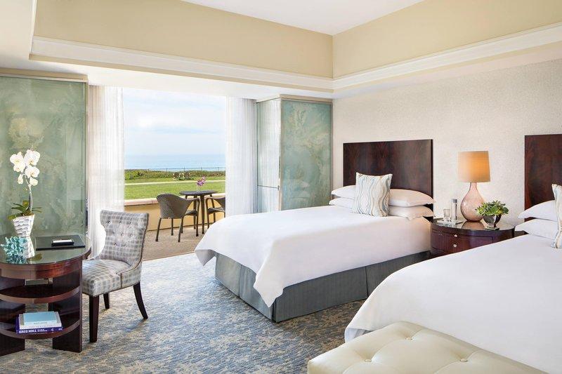 Ritz Carlton Laguna Niguel-Coastline View Guestroom<br/>Image from Leonardo