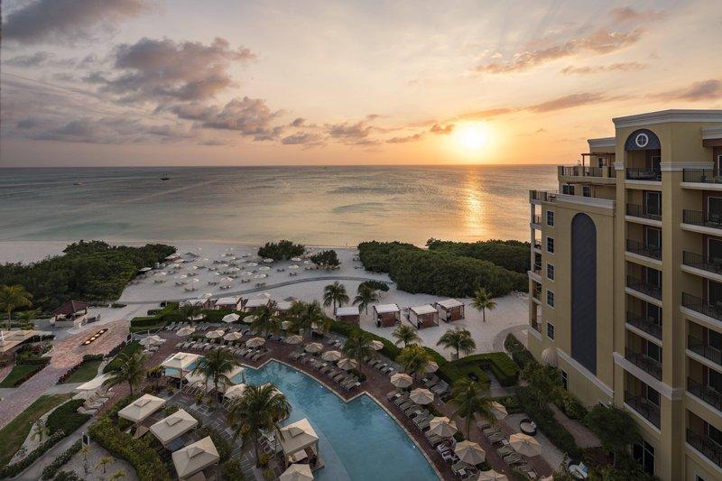 THE RITZ-CARLTON, ARUBA - Aruba Sunset View <br/>Image from Leonardo