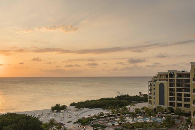 THE RITZ-CARLTON, ARUBA - Sunset Balcony View <br/>Image from Leonardo