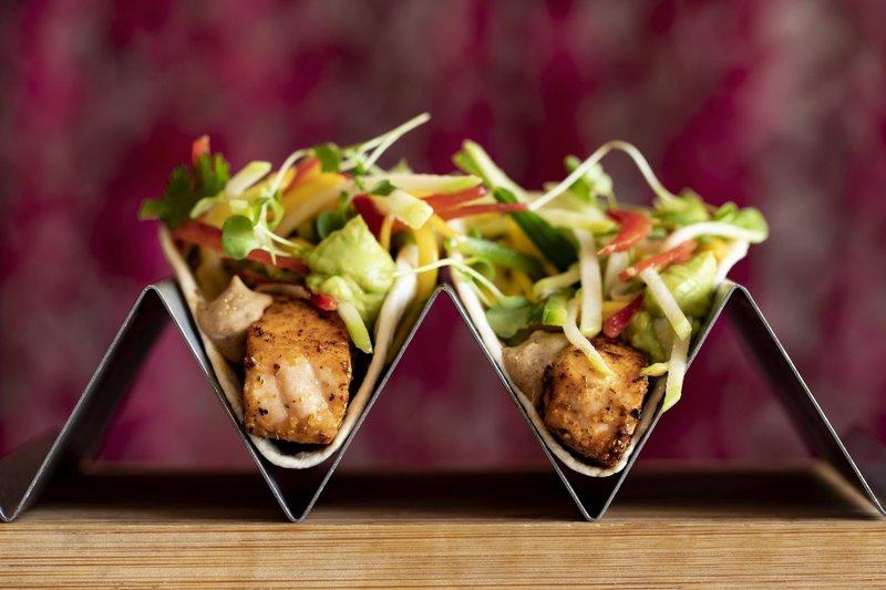 THE RITZ-CARLTON, ARUBA - Divi Sushi Bar & Lounge - Tacos <br/>Image from Leonardo