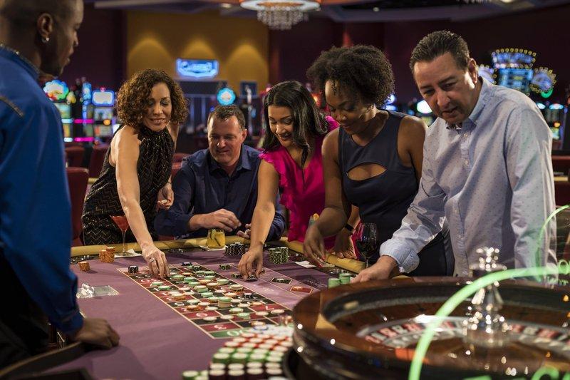 THE RITZ-CARLTON, ARUBA - Casino Roulette <br/>Image from Leonardo