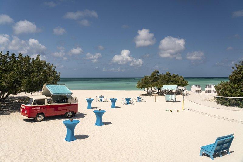 THE RITZ-CARLTON, ARUBA - Outdoor Palm Beach Event <br/>Image from Leonardo