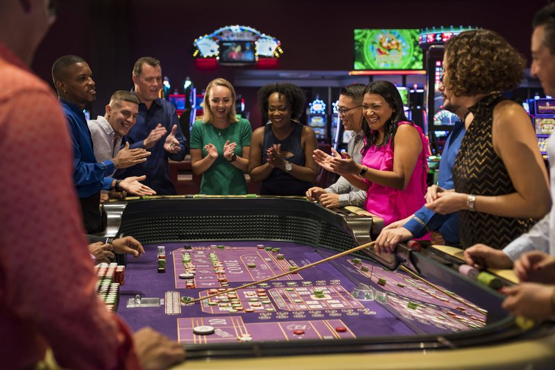 THE RITZ-CARLTON, ARUBA - Casino Game Table <br/>Image from Leonardo