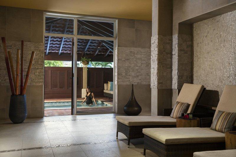 THE RITZ-CARLTON, ARUBA - Wet Lounge Jacuzzi <br/>Image from Leonardo