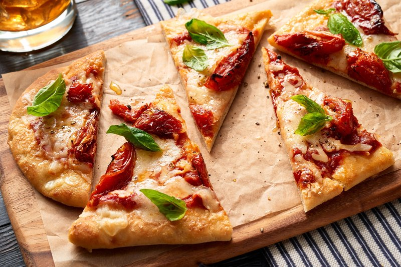 Courtyard Calgary South-Margherita Flatbread<br/>Image from Leonardo