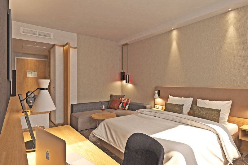 Holiday Inn Eindhoven Airport-View of guestroom<br/>Image from Leonardo