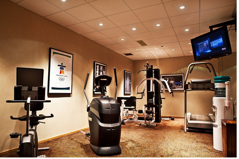 Holiday Inn Express & Suites Langley-Fitness Center<br/>Image from Leonardo