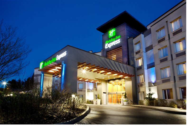 Holiday Inn Express & Suites Langley-Renovated Holiday Inn Express Langley Hotel Exterior<br/>Image from Leonardo