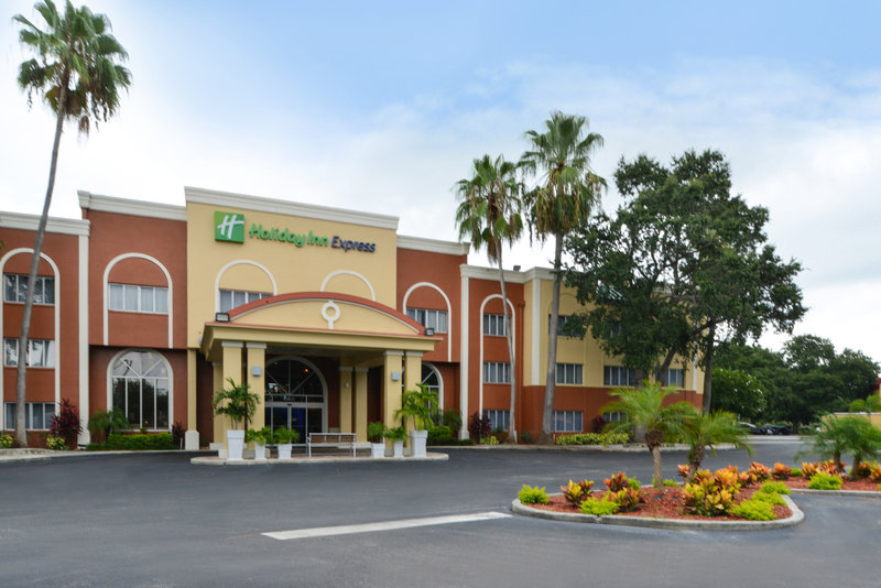 Holiday Inn Express Clearwater East - Icot Center-Exterior hotel set inside the beautiful ICOT Business park<br/>Image from Leonardo