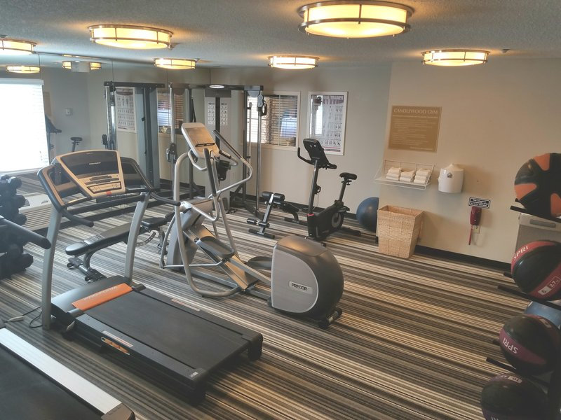Candlewood Suites Dallas - By The Galleria-Candlewood Gym open 24hrs<br/>Image from Leonardo