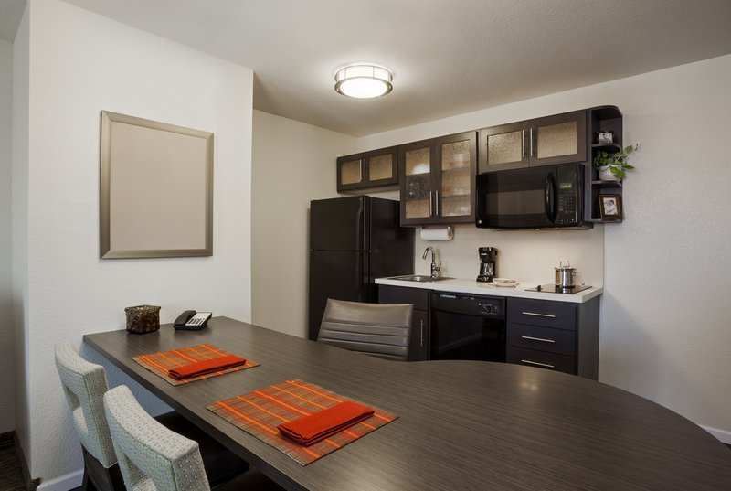 Candlewood Suites Dallas - By The Galleria-Guest Room Kitchen<br/>Image from Leonardo