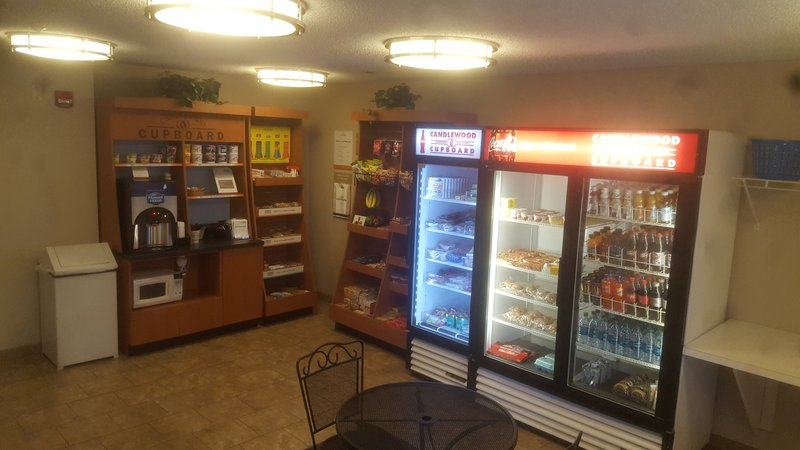 Candlewood Suites Dallas - By The Galleria-Candlewood Cupboard<br/>Image from Leonardo