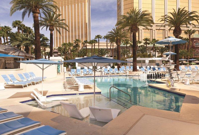 Delano Las Vegas at Mandalay Bay-Delano Pool<br/>Image from Leonardo