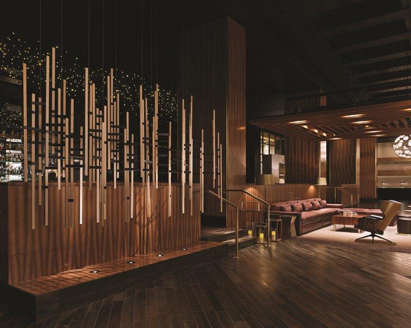 Delano Las Vegas at Mandalay Bay-Franklin Lounge<br/>Image from Leonardo