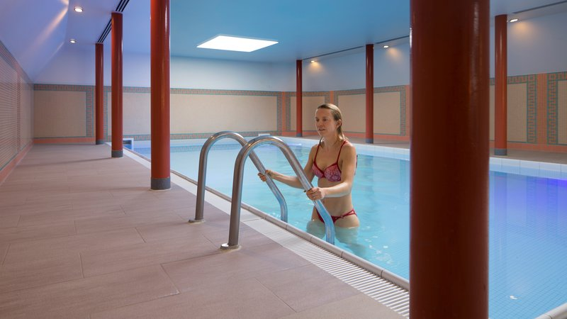Crowne Plaza Brugge-Crowne Plaza Brugge Swimming Pool<br/>Image from Leonardo