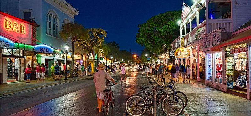La Concha Hotel and Spa-Duval Street<br/>Image from Leonardo