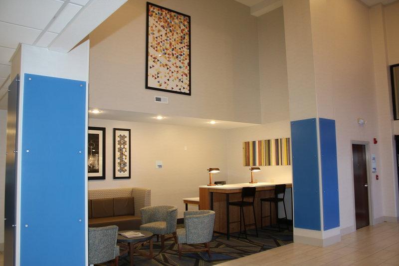 Holiday Inn Express & Suites Douglas-Hotel Lobby<br/>Image from Leonardo