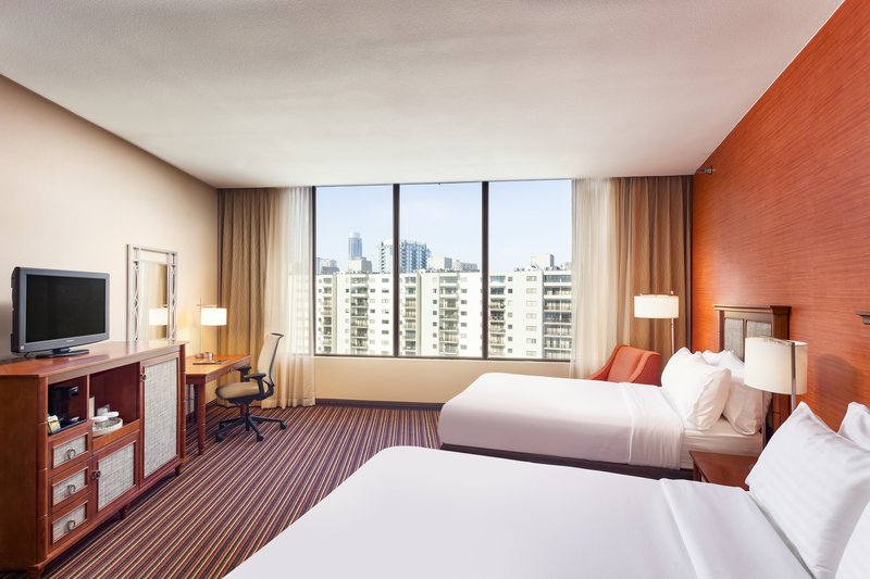 Crowne Plaza Austin - Town Lake-Book an executive room on a higher floor for extra privacy.<br/>Image from Leonardo