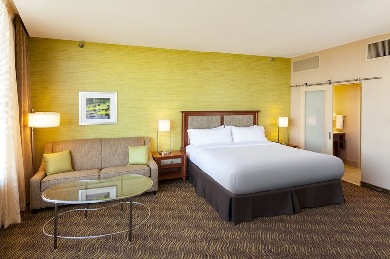 Crowne Plaza Austin - Town Lake-Enjoy a refreshing stay for solo business travelers or couples.<br/>Image from Leonardo