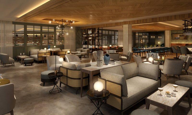Crowne Plaza Marlow-Refurbished Bar due in 2019<br/>Image from Leonardo