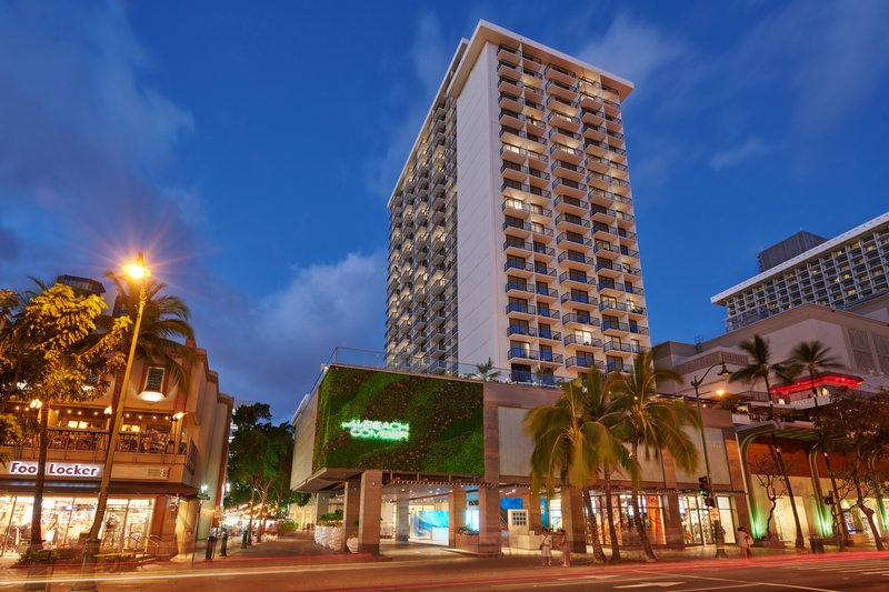 Waikiki Beachcomber By Outrigger - Exterior <br/>Image from Leonardo