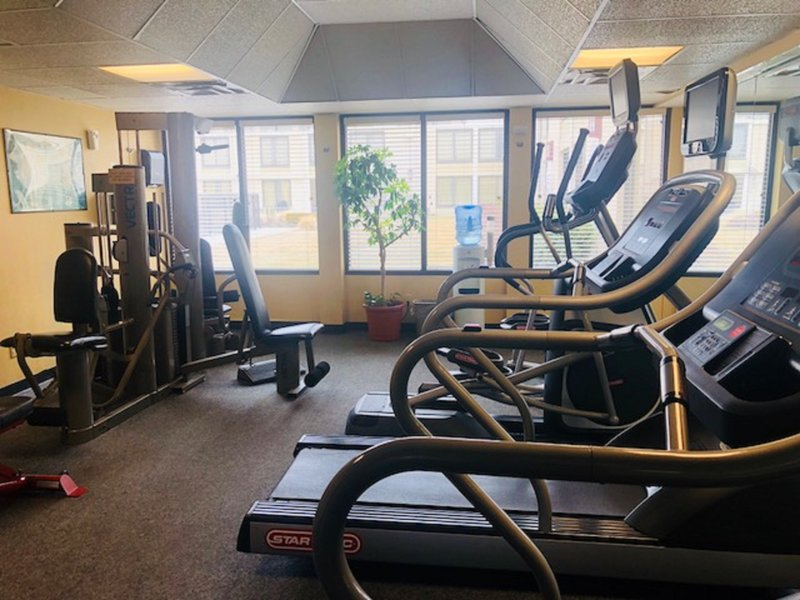 Holiday Inn Buffalo International Airport-Fitness Center<br/>Image from Leonardo