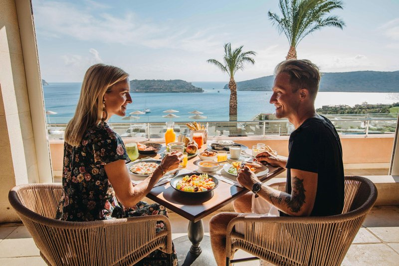Blue Palace; a Luxury Collection Hotel-Olea - Breakfast<br/>Image from Leonardo