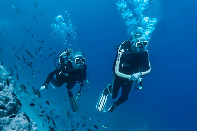 Blue Palace; a Luxury Collection Hotel-Diving At Blue Palace's Beach<br/>Image from Leonardo