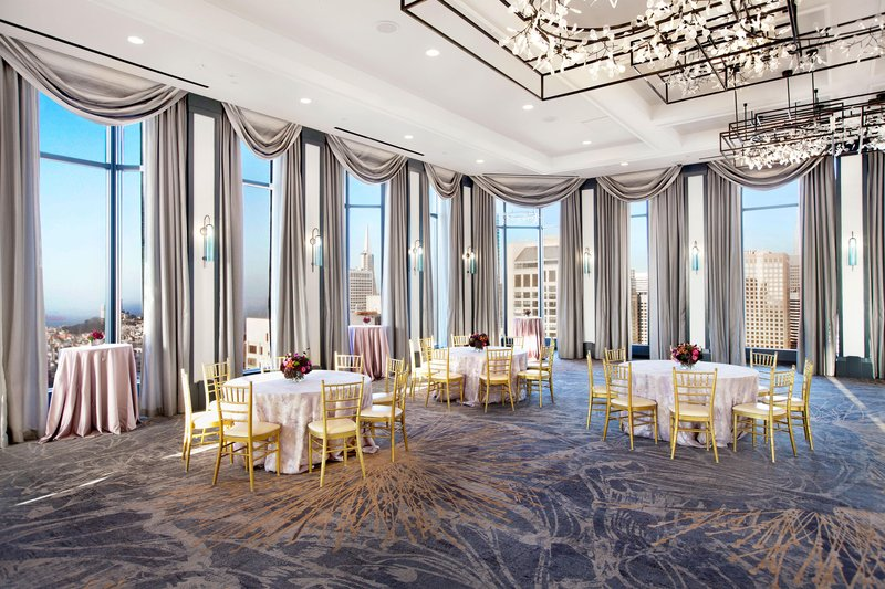The Westin St. Francis - Golden Gate - Banquet <br/>Image from Leonardo